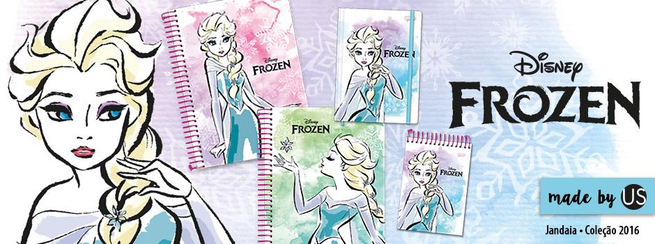 Disney Frozen - Coleção 2016